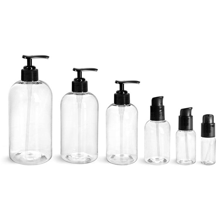PET Water Lotion Pump Bottle 500ml Airless 500ml Plastic Foam Pump Bottle Pump with Pumb Dispenser