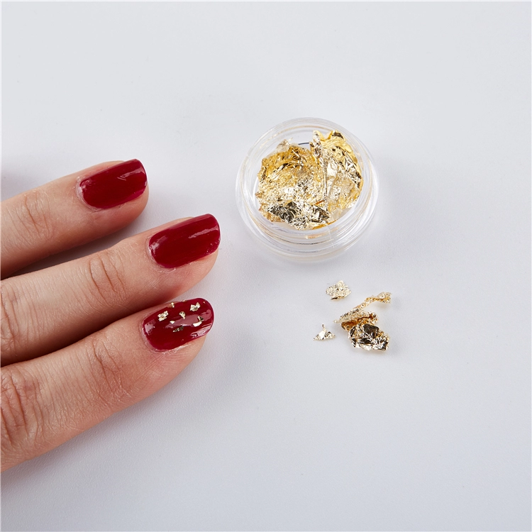Snowflake Designer Labels Marble Accessories Christmas Transfer Sticker Adhesive Flakes Nail Art Aluminum Foil