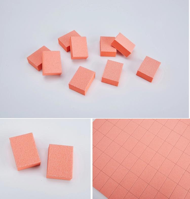 Wholesale Disposable 2 3 Way Sponge Mini File Nail File Buffer Block 100/180 Grit Factory OEM for Beauty Salon