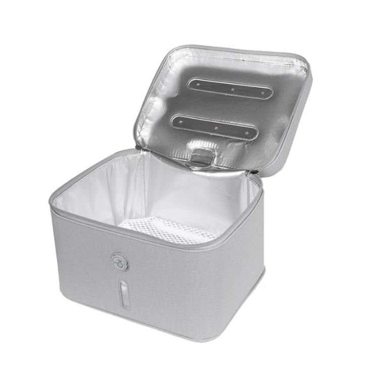 Professional LED Portable Phone Sanitizer UV Light Sterilizer Box Disinfection with Ozone Factory